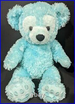 17 Pre Duffy Hidden Mickey Teddy Bear Mint Green Plush Tags Walt Disney World
