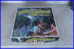 1975 Lakeside Walt Disney World Haunted Mansion Game Vintage 100% Complete