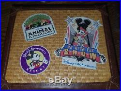 2000 Wendy Lawton Destination Walt Disney World Convention Doll w Trunk LTD. 50