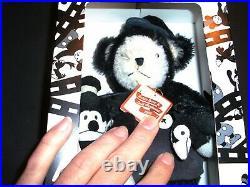2003 Walt Disney World Muffy Vanderbear Steamboat Mickey Limited Bear MIB