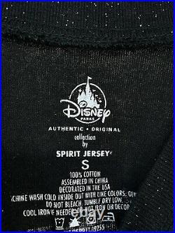 2019 Walt Disney World Candy Corn Halloween Spirit Jersey Shirt Womens Small S