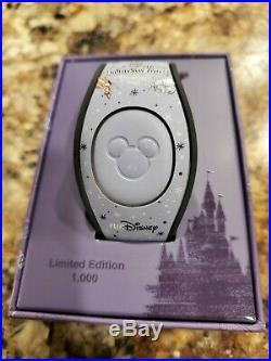 2020 Walt Disney World runDisney Princess Weekend Magic Band Limited Edition F/S
