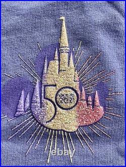 2021 Disney Parks Walt Disney World 50th Epcot Spirit Jersey Adult XL