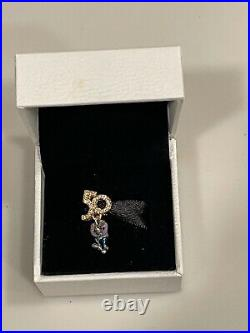 2021 Pandora Walt Disney World 50th Anniversary Gold Mickey Mouse Charm