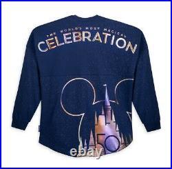 2021 Walt Disney World 50th Most Magical Celebration Spirit Jersey Adult 2XL