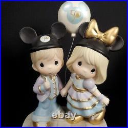 2021 Walt Disney World Park 50th Anniversary Precious Moments Figurine Balloon