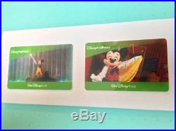 2 One Day Parkhoppers for Walt Disney World