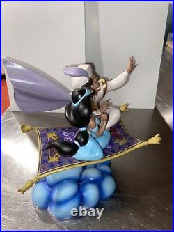 Aladdin & Jasmine A WHOLE NEW WORLD Disney Classics # 1,780/1,992 WDCC