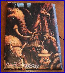 Animal Kingdom Theme Park Press Kit, Walt Disney World Resort, 1998