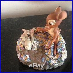 Bambi Disney Markrita 60th Anniversary With Pin Retired