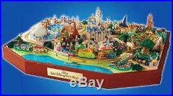 DeAGOSTINI Disney Parade Walt Disney World Miniature Diorama Model Kit Complete