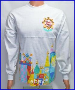 Disney 2019 Small World Good Bye Spirit Jersey Shirt Sz XX Large XXL NEW RARE