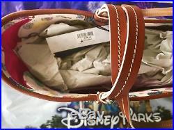 Disney Dooney & Bourke Pink I Am Princess Ear Hat Walt Disney World Disneyland