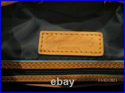 Disney Dooney & Bourke Sketch DISNEY PARKS WALT DISNEY WORLD Nylon Backpack NWT