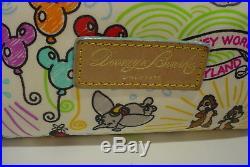 Disney Dooney & Bourke Walt Disney World Sketch Purse Handbag