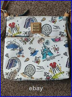 Disney Dooney and Bourke Four Parks Bag