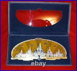 Disney Happiest Celebration On Earth Super Jumbo Worldwide Castle Pin Le 1500