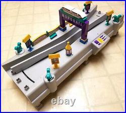 Disney Monorail Switching Station Playset