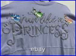 Disney Parks RunDisney Princess Half Marathon Spirit Jersey 2020 Small S Run NWT