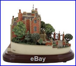 Disney Parks Walt Disney World by Olszewski Haunted Mansion Sculpted Figurine