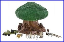 Disney Tree Of Life Adventure Play Set Walt Disney World Animal Kingdom New