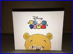 Disney Vinylmation Winnie the Pooh Tsum Tsum Series 1 Sealed Case/Tray of 16