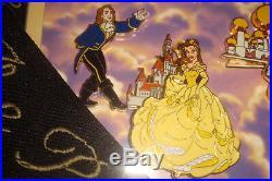 Disney WDW Princess Ball Event Set of 18 Mint Pins, Map, Frame, & Medallion WOW