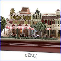 Disney Walt Disney World Casey's Corner Figurine by Olszewski New with Box