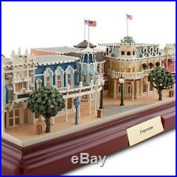 Disney Walt Disney World Resort Emporium Miniature by Olszewski New With Box