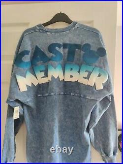 Disney cast Member Spirit Jersey size Small