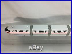 Disneyland Disney World Monorail Playset RED Line Complete Set Original Release