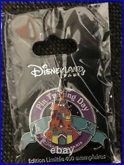 Disneyland Paris Pin Trading Day 2018 Dia De Los Muertos Full Set LE 500