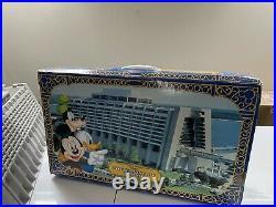 Disneys Contemporary Resort Monorail Playset Walt Disney World