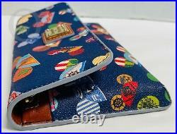 Dooney & BourkeDisney ParksWalt Disney WorldEar Hat AttractionsWallet21100A