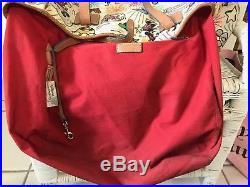 Dooney & Bourke Large Walt Disney World Handbag