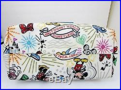 Dooney & Bourke Sketch Tote Walt Disney World Disneyland