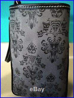 Dooney & Bourke Walt Disney World park Haunted Mansion Tote purse wallpaper