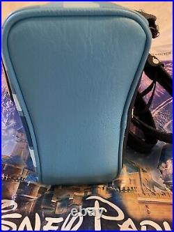 EUC Cinderella Castle Walt Disney World Loungefly Mini Backpack