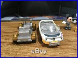 Epcot Spaceship Earth Monorail Playset Walt Disney World Disneyland Exclusive
