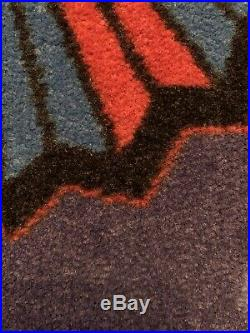 FIGMENT Carpet Prop Journey Into Imagination Ride Disney World Disneyland Walt