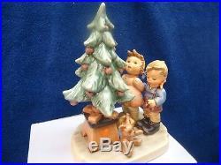 Hummel Wonder of Christmas, Walt Disney World Celebration, TMK8 Mint in box