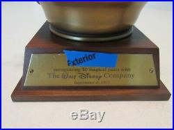 JIMINY CRICKET Walt Disney World 30 Years Service Award Statue Cast Member 1977
