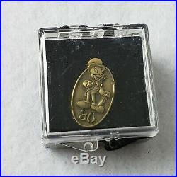 Jiminy Cricket Walt Disney World 30 Years Service Award Pin