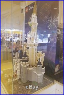 LEGO The Disney Castle (71040) NEW 4080pcs Walt Disney World Resort Cinderella