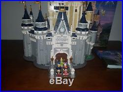 LEGO The Disney Castle Set 71040 Walt Disney World Cinderella 100% complete