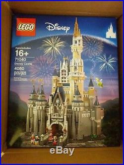 LEGO The Disney Castle Set 71040 Walt Disney World Cinderella NEW