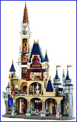 LEGO The Disney Castle Set 71040 Walt Disney World Cinderella NEW IN BOX