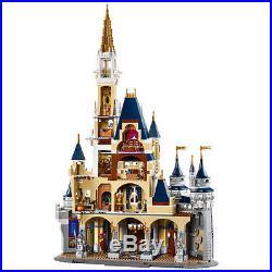 LEGO The Disney Castle Set 71040 Walt Disney World Cinderella NEW Sealed