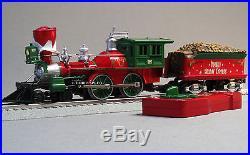 lionel disney christmas lionchief remote control train set o gauge world 6 82716