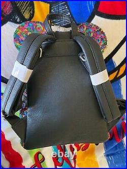Loungefly Rainbow Sequin Mickey Backpack WDW Disney Parks BNWT